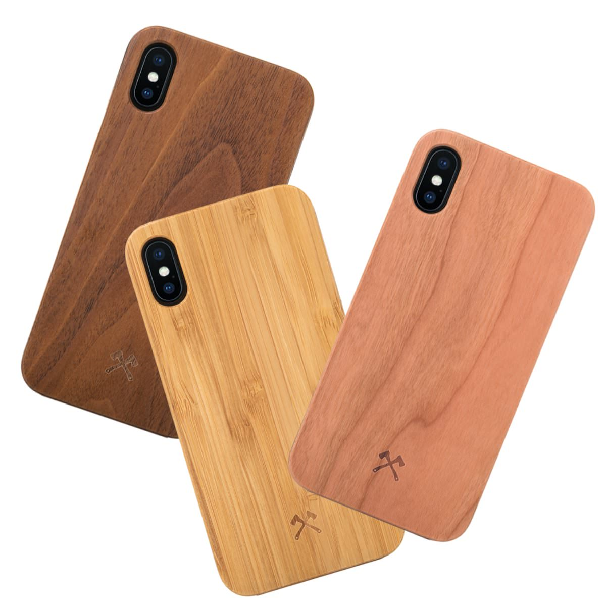 finest selection 98f34 626c7 iPhone Case Wood Classic