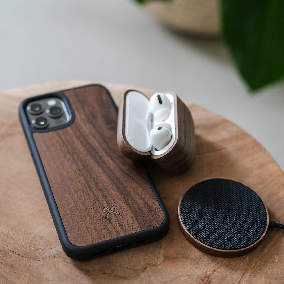 nachhaltiges Handy Zubehör   Woodcessories