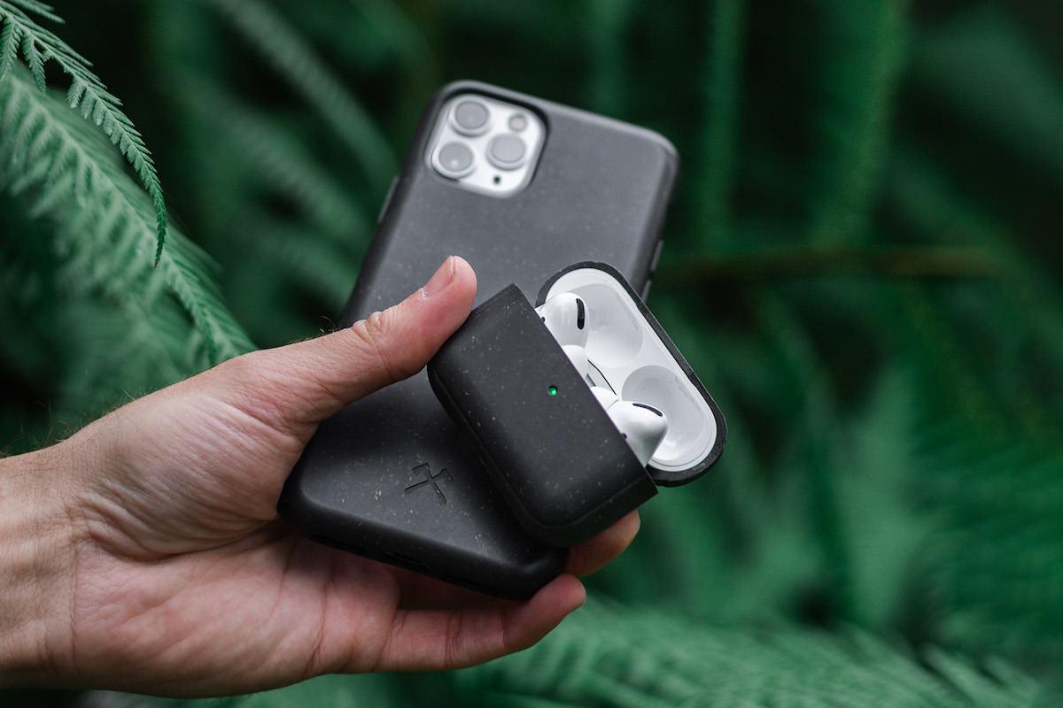 nachhaltige Handyhülle aus Pflanzen