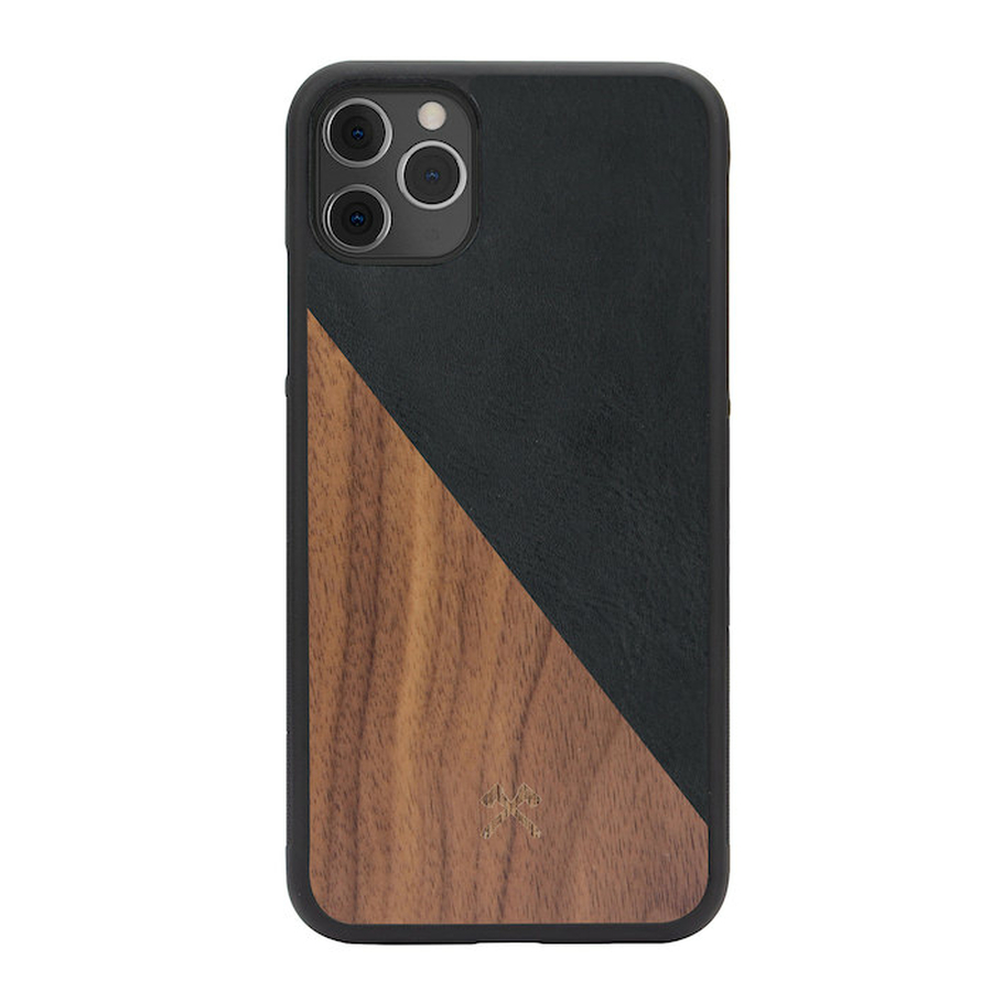 0321627383 Stylish iPhone case with vegan leather and wood   Woodcessories, 34,90 €