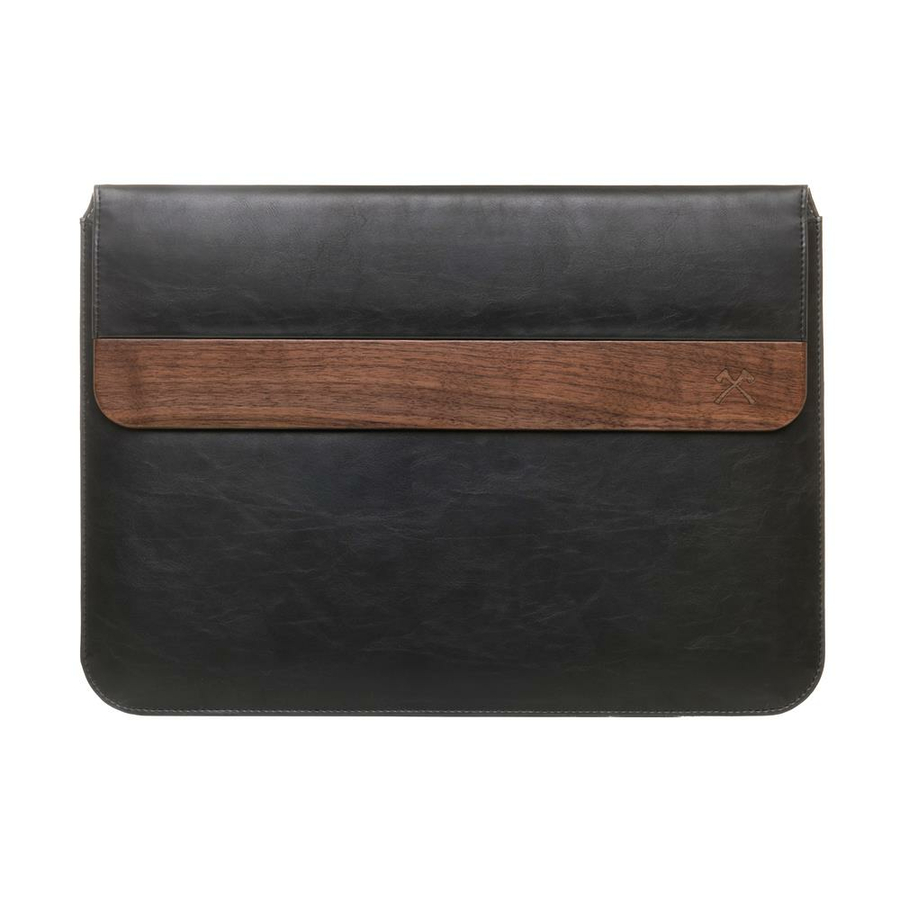 dfe357406763f Hochwertige MacBook Taschen aus Leder und Holz