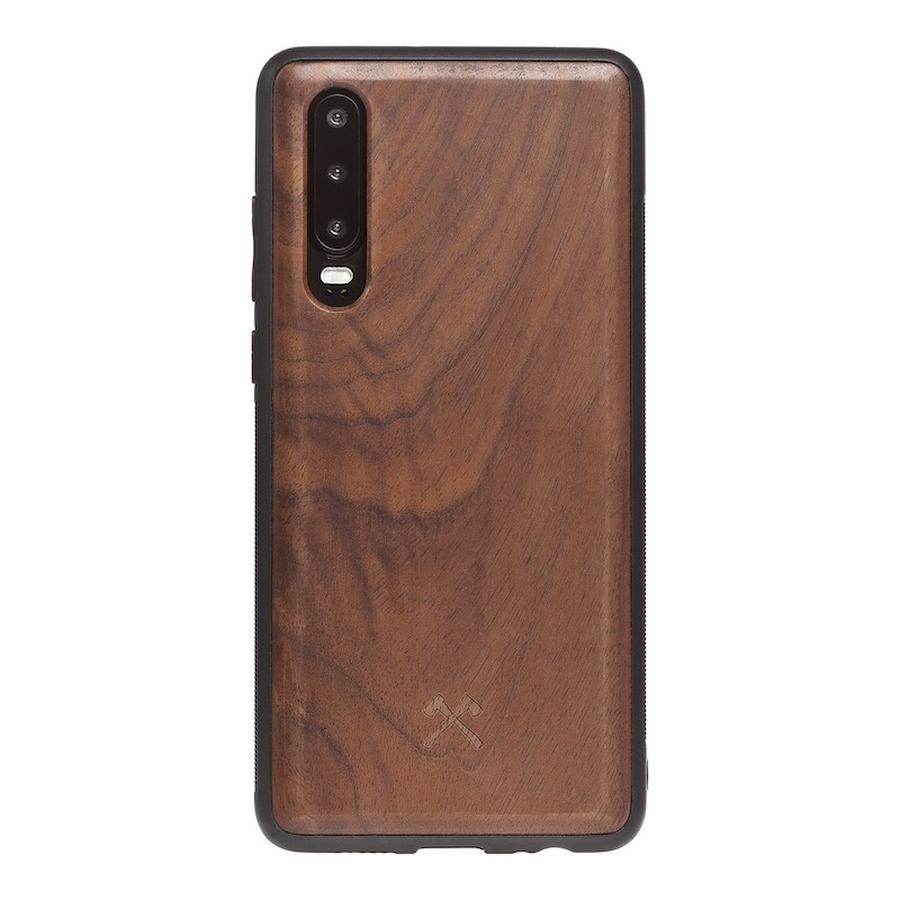 best sneakers 7b838 9026d Huawei Bumper Case Wood